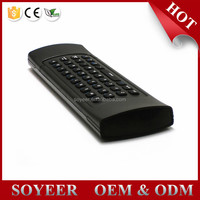 With Best Price Smart Remote Controller Mx3 2.4g Flymouse