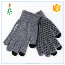 2017 wholesale knit magic factory cheap warm winter gloves for touch screen