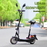 2000W 72V Electeric EEC Trike E scooter with Hub Motor electric scooter ES5014 Made in China