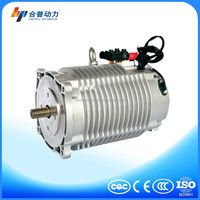 HPQ10-96(18N) High speed electric car engine for car sale