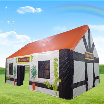 Large inflatable pub tent for sale