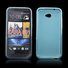 soft tpu phone case for htc zara desire 601