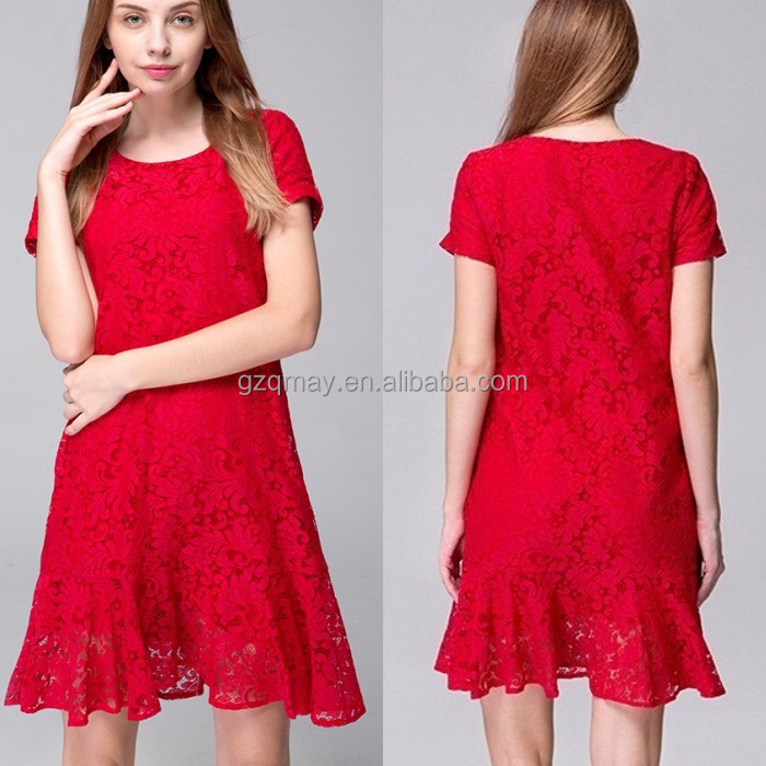 OEM Factory Lady Picture of Ladies Fashion Night Dresses with Pictures for Women