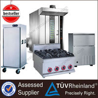 Buy ODM appreciated used fast food equipment in high quality fast ...