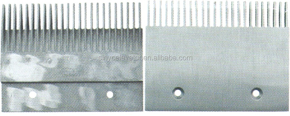 Comb Plate for LG Escalator 2L08316