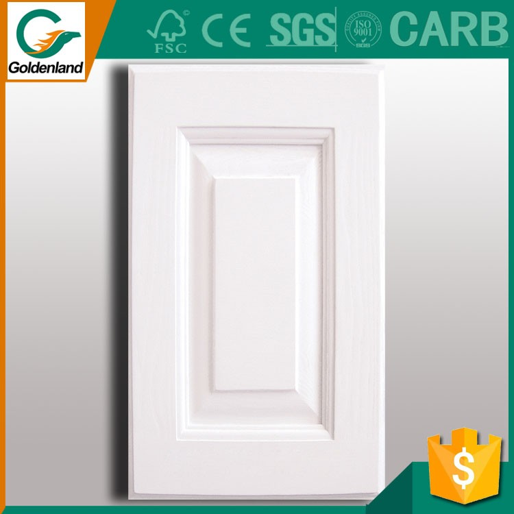 Wholesale white melamine kitchen cabinet door