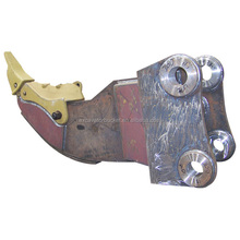 Construction excavator ripper for tractor part