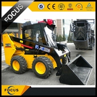 XCMG XT760 small skid steer loaders