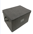 non woven storage box foldable storage box