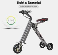 2016 new design 3 wheels electric chariot off road self balance city car low price