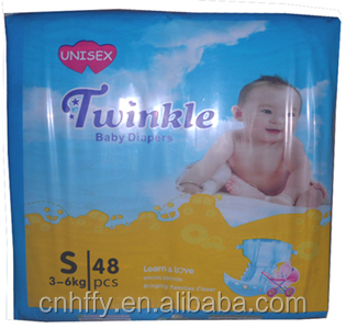 super absorbent twinkle light baby diapers