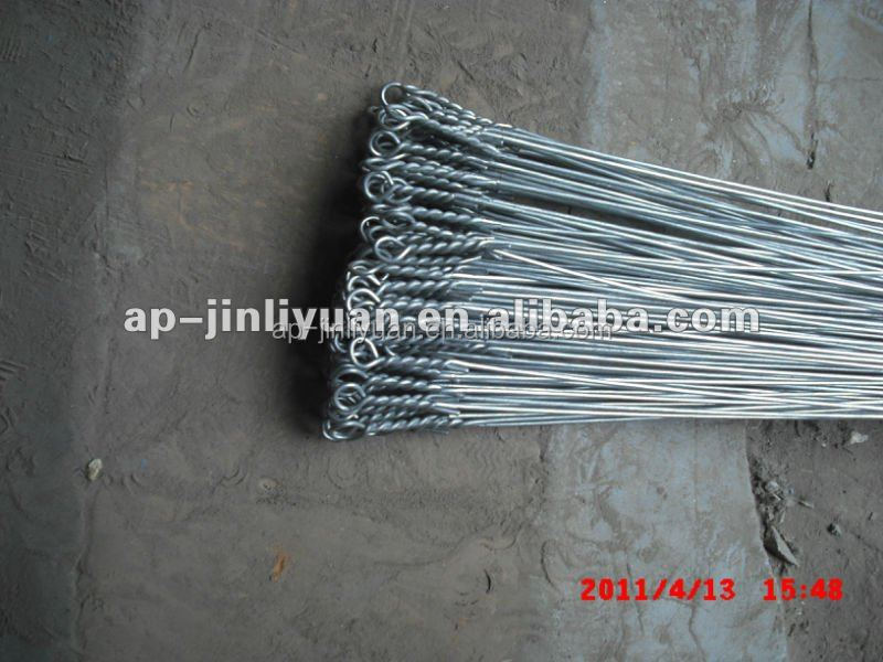 Single Loop Wire : Automatic single loop bale cotton baling wire buy