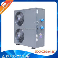 30KW swim pool heat pump, anticorrosive heat pump for pools, used pool heat pumps for sale