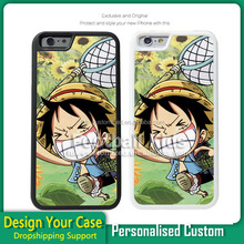 Custom design your logo soft tpu phone case printing cartoon case for iphone 6/7