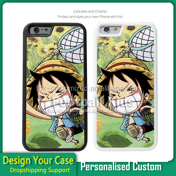 For iphone 6/7 TPU case custom design high quality 2D sublimaiton printing phone case for iPhone 6/7