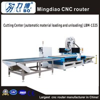 Factory supplier!!1325 high quality 3D Wood Carving CNC Router Machine