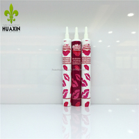 hot needle nose plastic tube for sex girl cosmetic packaging 20g