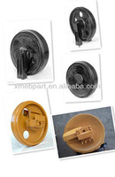Excavator front idler group Bulldozer idler wheel for hitachi,excavator parts,bulldozer parts