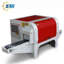 horizontal automatic wood processing cutting saw machine for woodworking