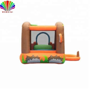 Children favorite inflatable baby bouncer for toddlers