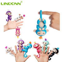 2017 Intelligent Colorful Electronic Pet Fingerlings