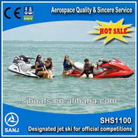 China 4 Stroke Jet Ski ATV UTV sport vessel amphibious vehicle supplier factory