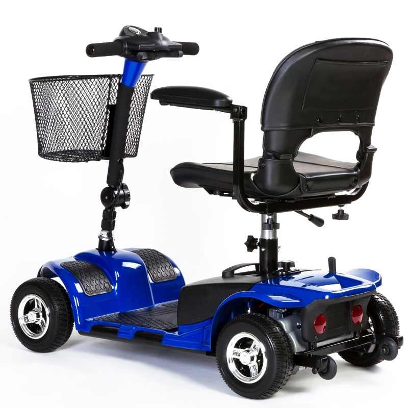E- 4/four Wheel mobility scooter,lml scooters