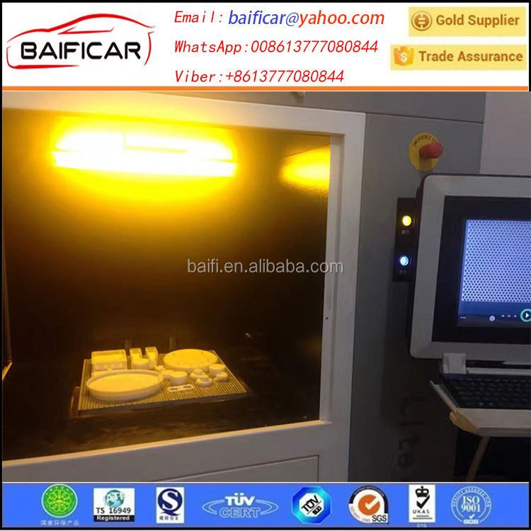 baifi dual extruder ABS PLA filament WIFI color plastic frame 3d printer business manufacture 3d printing distributor