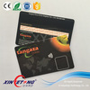 Laser Series 85.5*54mm RFID LOT Contactless Card 0.4mm thickness PVC RFID CR80 Card