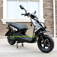 eec approved electric scooter green motor