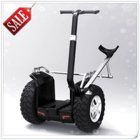 Electric motor adult swing scooter
