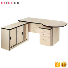 2017 Hot Sale Guangzhou office furniture iso standard office table size