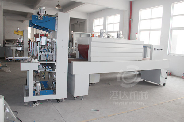 Competitive price shrink wrap packing machine
