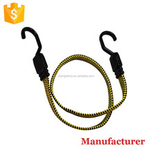 Strong Elastic Bungee Cord with Plastic Hooks