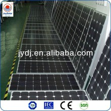 Wholesale 10W 20W 40W 60W 80W 100W 120Watt Mono solar panel