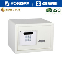 Safewell 25RI digital Hotel security safe box