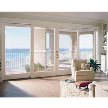 UPVC/PVC sliding door for bedroom/dining room/kitchen/balcony/living room