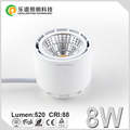 LEPU halo small led spot light 50x45mm 99Ra CCT Dim to warm 2000-3000k 10w
