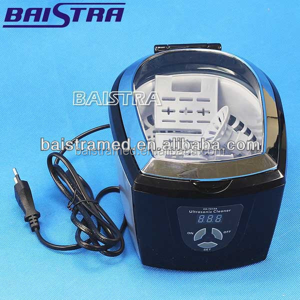 High efficient portable electric cd-7810a ultrasonic cleaner