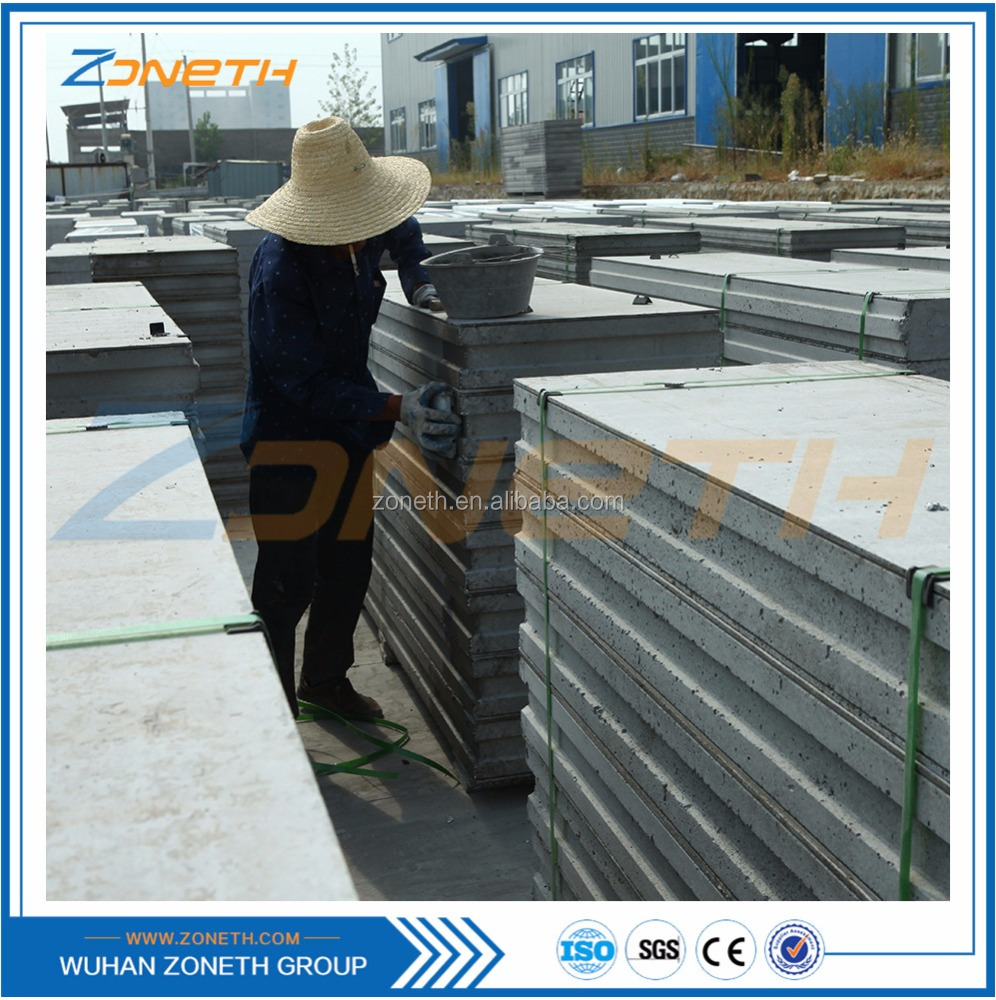 Commercialization solid roof eco foamed cement supplier