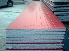 metal foam insulated roof sheets