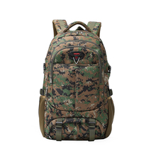 China Supplier Multi Color Camouflage Tactical Backpack
