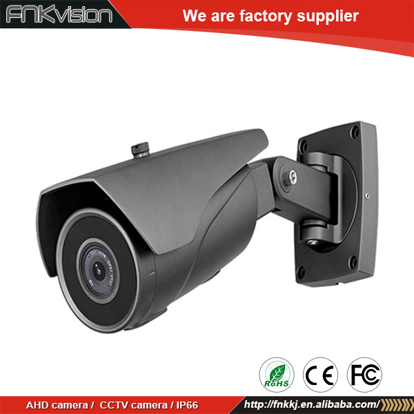 CCD Outdoor AHD 2.0 MP IP67 Waterproof Security Cheap Starlight IR Camera with Real 3-AXIS Bracket for sony