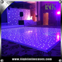RK 2016 newest hot selling night club full color 3d led dance floor