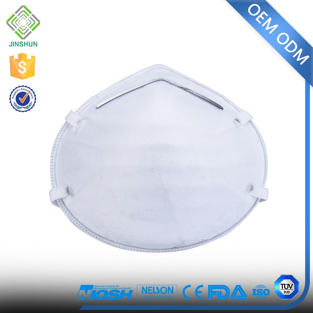 ISO, CE, SGS, Nelson Certified Nonwoven Products respirators filters and masks