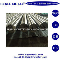 Bright Surface DIN 1.4305 Stainless Steel Solid Bar Manufacturer