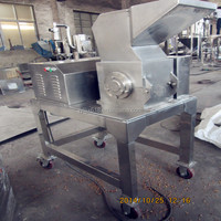 WF stainless steel coarse crusher for herb
