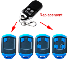 For NOVA Blue Gate/Garage remote control replacement 433MHZ