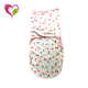 100% Cotton Breathable and Soft Baby Swaddle Wrap Blanket