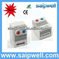 New electronic temperature controller with timer